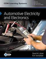 9781284101461-1284101460-Automotive Electricity and Electronics: CDX Master Automotive Technician Series (Cdx Master Automtive Technician)