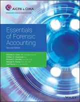 9781948306447-1948306441-Essentials of Forensic Accounting (AICPA)