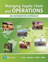 9780134739830-0134739833-Managing Supply Chain and Operations: An Integrative Approach (What's New in Operations Management)