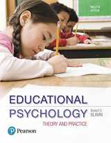 9780134524054-0134524055-Educational Psychology: Theory and Practice with MyLab Education with Enhanced Pearson eText, Loose-Leaf Version -- Access Card Package (12th Edition) (What's New in Ed Psych / Tests & Measurements)