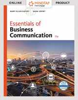 9781337386555-1337386553-MindTap for Guffey/Loewy's Essentials of Business Communication, 1 term Printed Access Card