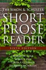 9780205825998-0205825990-The Simon and Schuster Short Prose Reader (6th Edition)