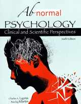 9781517802837-1517802830-Abnormal Psychology: Clinical and Scientific Perspectives