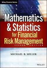 9781118750292-1118750292-Mathematics and Statistics for Financial Risk Management