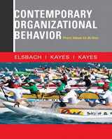 9780132555883-0132555883-Contemporary Organizational Behavior: From Ideas to Action (Mymanagementlab)