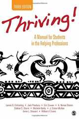 9781483349770-1483349772-Thriving!: A Manual for Students in the Helping Professions