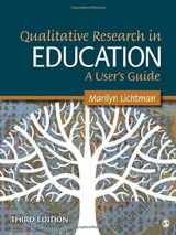 9781412995320-1412995329-Qualitative Research in Education: A User′s Guide