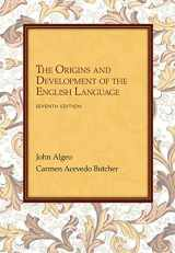 9781133307273-1133307272-The Origins and Development of the English Language