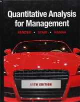 9780132149112-0132149117-Quantitative Analysis for Management (11th Edition)
