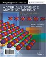 9781119472070-1119472075-Materials Science and Engineering: An Introduction, 10e WileyPLUS + Abridged Loose-leaf