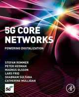 9780081030097-0081030096-5G Core Networks: Powering Digitalization