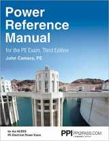 9781591266303-1591266300-PPI Power Reference Manual for the PE Exam, 3rd Edition (Hardcover) – Comprehensive Reference Manual for the NCEES PE Electrical Power Exam