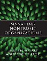 9780470402993-0470402997-Managing Nonprofit Organizations