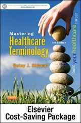 9780323357340-0323357342-Medical Terminology Online for Mastering Healthcare Terminology (Access Code) with Textbook Package