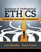 9781305971455-1305971450-Business & Professional Ethics for Directors, Executives & Accountants