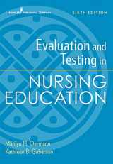 9780826135742-0826135749-Evaluation and Testing in Nursing Education, Sixth Edition