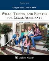 9781543813081-1543813089-Wills, Trusts, and Estates for Legal Assistants (Aspen Paralegal Series)