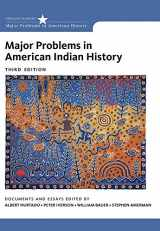 9781133944195-1133944191-Major Problems in American Indian History (Major Problems in American History Series)