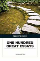 9780134053387-0134053389-One Hundred Great Essays