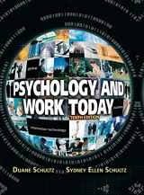 9780205683581-0205683584-Psychology and Work Today, 10th Edition