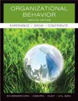 9780470878200-0470878207-Organizational Behavior