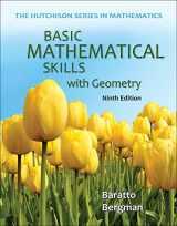 9780073384443-0073384445-Basic Mathematical Skills with Geometry (Hutchison Series in Mathematics)