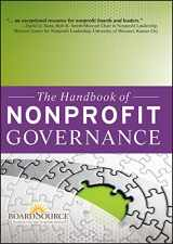 9780470457634-0470457635-The Handbook of Nonprofit Governance