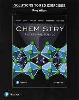 9780134552231-0134552237-Student Solutions Manual to Red Exercises for Chemistry: The Central Science