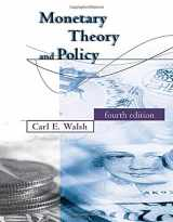 9780262035811-0262035812-Monetary Theory and Policy, fourth edition (The MIT Press)