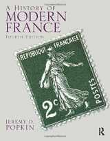 9780205846825-0205846823-A History of Modern France (4th Edition)