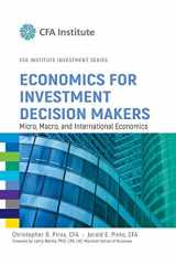 9781118105368-1118105362-Economics for Investment Decision Makers: Micro, Macro, and International Economics