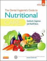 9781455737659-1455737658-The Dental Hygienist's Guide to Nutritional Care (Stegeman, Dental Hygienist's Guide to Nutrional Care)