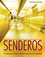 9781413018790-1413018793-Senderos: Communicacion y Conversacion en Espanol (with iLrn Advance Printed Access Card) (World Languages)
