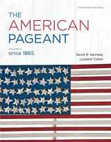 9781111831431-1111831432-The American Pageant, Vol. 2,  Since 1865