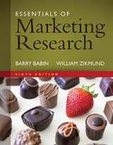 9781305263475-1305263472-Essentials of Marketing Research (with Qualtrics, 1 term (6 months) Printed Access Card)