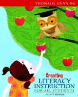 9780132685795-0132685795-Creating Literacy Instruction for All Students (8th Edition)