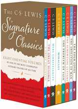 9780062572561-0062572563-The C. S. Lewis Signature Classics (8-Volume Box Set): An Anthology of 8 C. S. Lewis Titles: Mere Christianity, The Screwtape Letters, Miracles, The ... The Abolition of Man, and The Four Loves