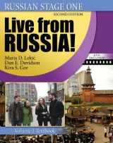 9780757552014-0757552013-Russian Stage One: Live from Russia, Vol. 1 (Book & CD & DVD)