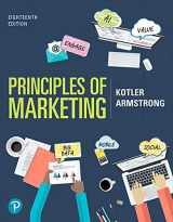 9780135766590-0135766591-Principles of Marketing [RENTAL EDITION] (18th Edition)