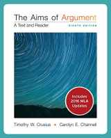 9781260094657-1260094650-Aims of Argument MLA 2016 UPDATE