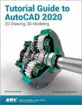 9781630572761-1630572764-Tutorial Guide to AutoCAD 2020