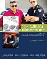 9781305261488-1305261488-Criminal Procedure for the Criminal Justice Professional