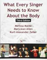 9781597567909-1597567906-What Every Singer Needs to Know About the Body, Third Edition