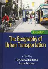 9781462529650-1462529658-The Geography of Urban Transportation, Fourth Edition