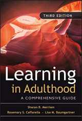 9780787975883-0787975885-Learning in Adulthood: A Comprehensive Guide