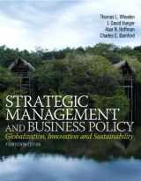 9780133126143-0133126145-Strategic Management and Business Policy: Globalization, Innovation and Sustainablility (14th Edition)
