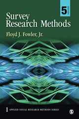9781452259000-1452259003-Survey Research Methods (Applied Social Research Methods)