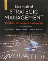 9780078112898-0078112893-Essentials of Strategic Management: The Quest for Competitive Advantage