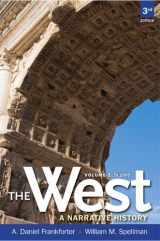 9780205180936-0205180930-West,The: A Narrative History, Volume One: To 1660 (Myhistorylab)