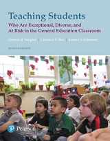 9780134447896-0134447891-Teaching Students Who are Exceptional, Diverse, and At Risk in the General Educational Classroom, Loose-Leaf Version (7th Edition)